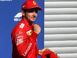 Leclerc: The SF90 'felt amazing'