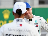 Hamilton: Bottas has 'earned his place'