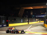 Red Bull dominates FP2 at Singapore