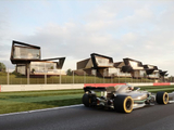Luxury trackside apartments for sale at Silverstone