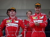 Raikkonen dismisses Vettel #1 driver suggestion