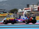Hartley set for grid penalty after power unit changes