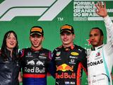 Max Verstappen wins wild Brazilian GP as Pierre Gasly takes second, Ferraris collide
