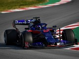'Fantastic' Albon exceeded Toro Rosso expectations in first F1 test
