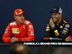 Ricciardo: Pressure may be getting to Vettel