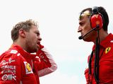 Vettel 'not worried' about mistakes