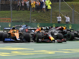 """F1 """"robbed"""" of Mercedes versus Red Bull by turn one """"misjudgment"""" - Brawn"""