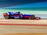 Kvyat happy with Bahrain test ahead of home grand prix