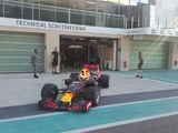Red Bull racks up 277 laps on 2017 tyres at Abu Dhabi test