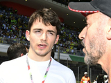 Leclerc wants a crack at MotoGP