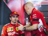 Leclerc heads Ferrari 1-2 in final practice
