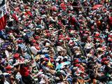 Formula 1 reports 8% jump in race attendance figures