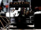 Grosjean takes second as Kovalainen struggles with downforce