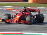 Leclerc P4 but Ferrari 'extremely hard to drive'