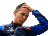 Albon point-less after 'high voltage caution'