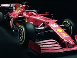 Ferrari launches new car with two-tone livery