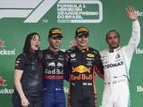 "Hamilton, Verstappen praise ""incredible"" Gasly podium"
