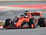 Leclerc paying no attention to topping penultimate day of second F1 test