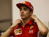 Leclerc sets huge targets for debut Ferrari season