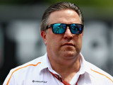 McLaren order Liberty Media to silence teams
