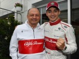 Frederic Vasseur Praises Charles Leclerc For Great Motivation And Talent Ahead of Ferrari Move