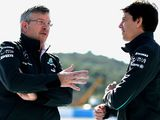 Ross Brawn left Mercedes as he couldn't trust Niki Lauda or Toto Wolff