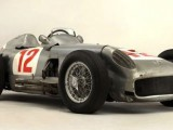 Fangio's Mercedes W196 to be auctioned