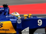 Sauber left to lament another tricky race