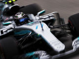 Bottas takes pole for Brazilian GP as Hamilton crashes out