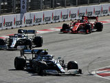 Bottas wins Baku in 4th Mercedes 1-2 finish