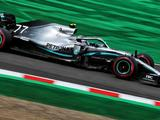 Valtteri Bottas victorious in Japan as Mercedes clinches Constructors' crown