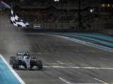 Valtteri Bottas resists Lewis Hamilton to win Abu Dhabi Grand Prix