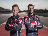 Official: Haas retains Grosjean and Magnussen for 2019
