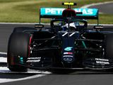 Bottas outpaces Hamilton as Merc hit the front