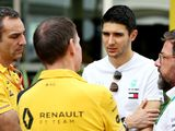 Ocon to test for Renault in Abu Dhabi