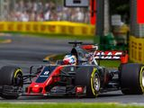 Haas forced to remove its T-wing in Australian Grand Prix practice