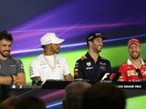 2017 Australian Grand Prix Thursday Press Conference – Part 1