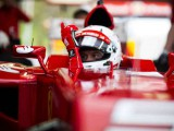 Vettel's first Ferrari F1 run 'something very magic'