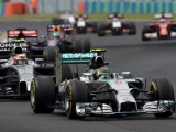 Rosberg: First Safety Car wrecked race