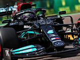 Hamilton seizes pole, Red Bulls less than a tenth away