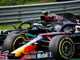 Red Bull 'just too slow' to challenge Mercedes