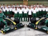 Lotus finishes tenth in championship