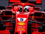 Vettel leads Ferrari 1-2 in final practice