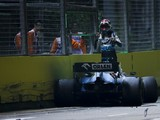 Russell: Grosjean deserved worse outcome in Singapore GP clash