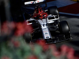 Raikkonen not satisfied with Alfa Romeo start