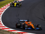 """McLaren now behind rivals Renault by """"one or two-tenths"""" - Seidl"""