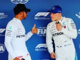 Hamilton won't give Brazil win to Bottas