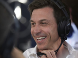 No-one out there better than me to be Mercedes boss - Wolff