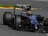 McLaren urge Magnussen to continue attacking style