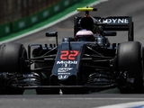 Button says 'something not right' with car